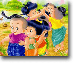 เพลงหน้าที่ของเด็ก (เด็กเอ๋ยเด็กดี) แปลเพลงไทยเป็นอังกฤษ