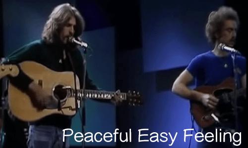 แปลเพลง Peaceful Easy Feeling - Eagles ความหมายเพลง