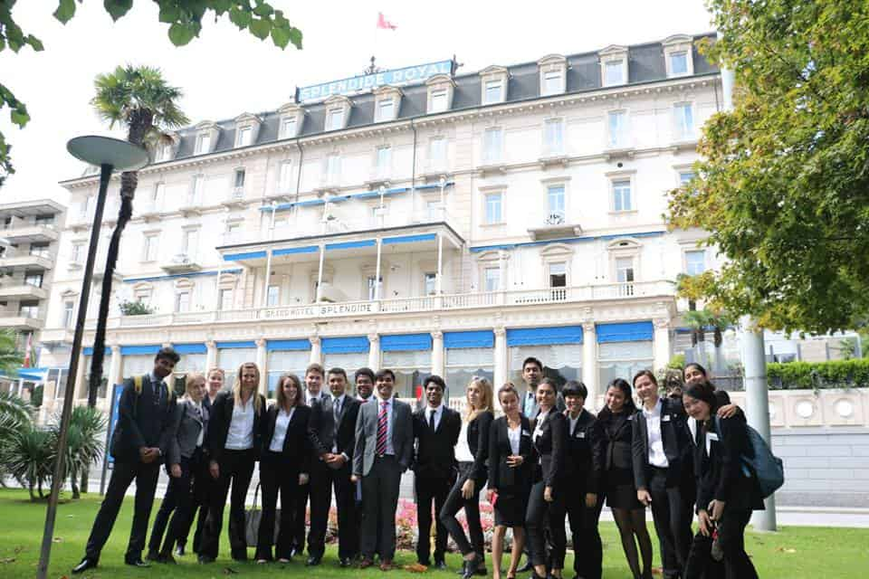 Academic Excursion at Lugano