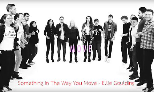 แปลเพลง Something In The Way You Move - Ellie Goulding