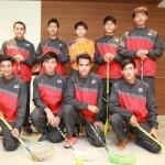 นักกีฬาฟลอร์บอลทีมชาติไทย รายชื่อนักกีฬา