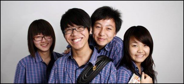 โรงเรียนมัธยมเอกชนสิงคโปร์