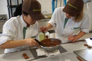 เรียนทำขนมที่ต่างประเทศ ที่ Gastronomicom