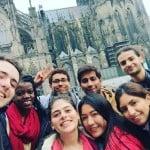 น้องชม เรียนปริญญาตรีที่ IUBH Internaitonal University of Applied Science ประเทศเยอรมนี