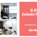 BHMS Exclusive Presentation @Exchange Tower