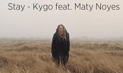 แปลเพลง Stay - Kygo feat. Maty Noyes