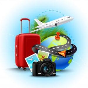จัดกระเป๋าไปต่างประเทศ หมวดของใช้อื่น ๆ