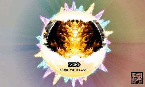 แปลเพลง Done with love - zedd