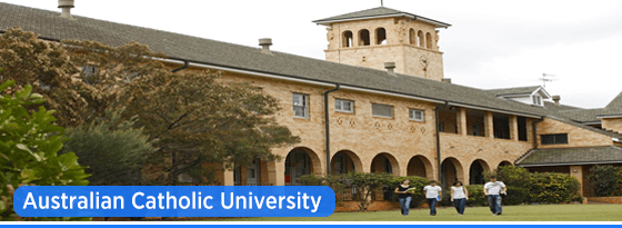 Australian Catholic University [ACU]