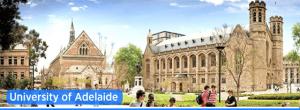 ทุนการศึกษา ป.ตรี ป.โท ของ University of Adelaide