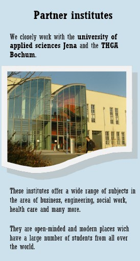 German University Pathway มหาวิทยาลัย