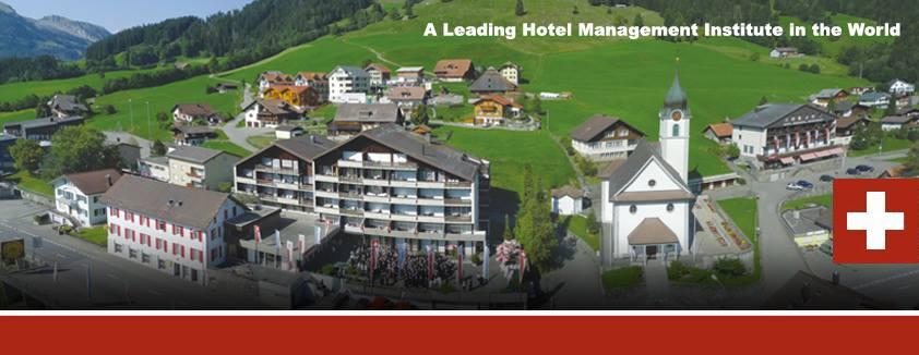 เรียนการโรงแรมที่สวิส กับ HTMi