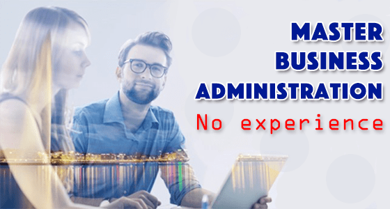 MBA without experience