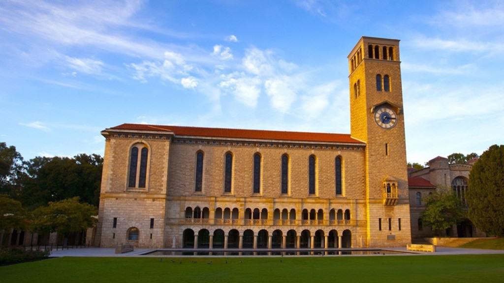 ทุนการศึกษา ที่ The University of Western Australia