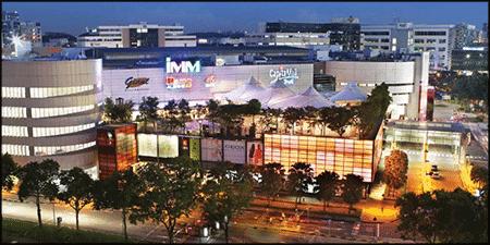 Shopping สิงคโปร์ : IMM