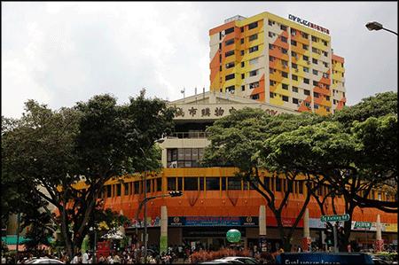 Shopping สิงคโปร์ : City Plaza