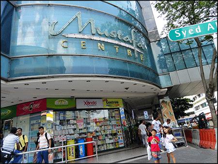 Shopping สิงคโปร์ : Mustafa Centre