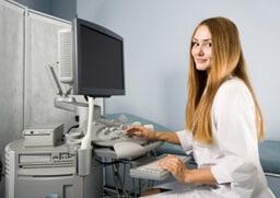 ultrasound-technician