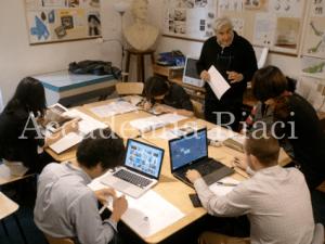 Interior Design Accademia Riaci 2