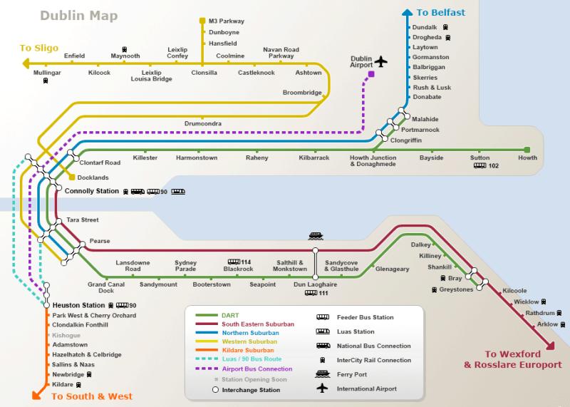 dublin-dart-and-suburban-rail-map