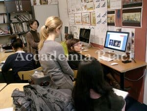fashion design accademia riaci