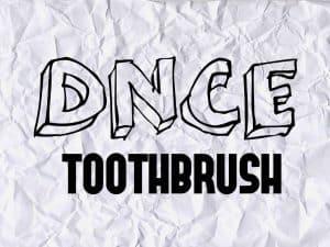 แปลเพลง Toothbrush