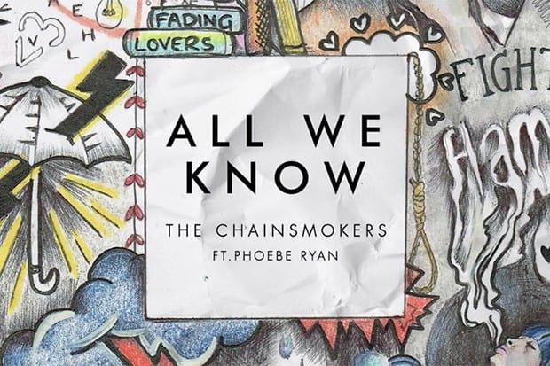 แปลเพลง All We Know - The Chainsmokers