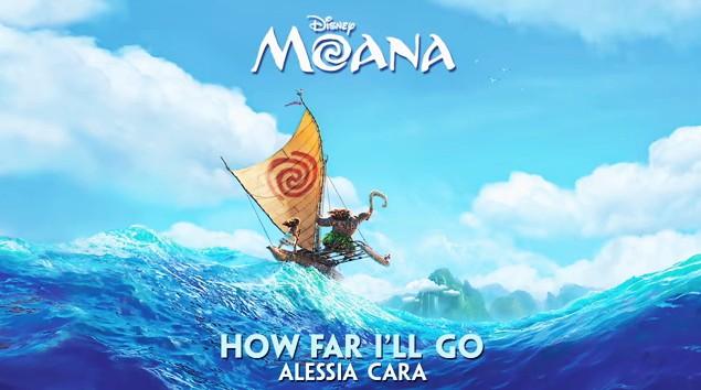 แปลเพลง How Far I'll Go - Alessia Cara (Ost. Moana)