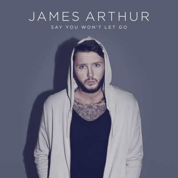 แปลเพลง Say You Won't Let Go - James Arthur