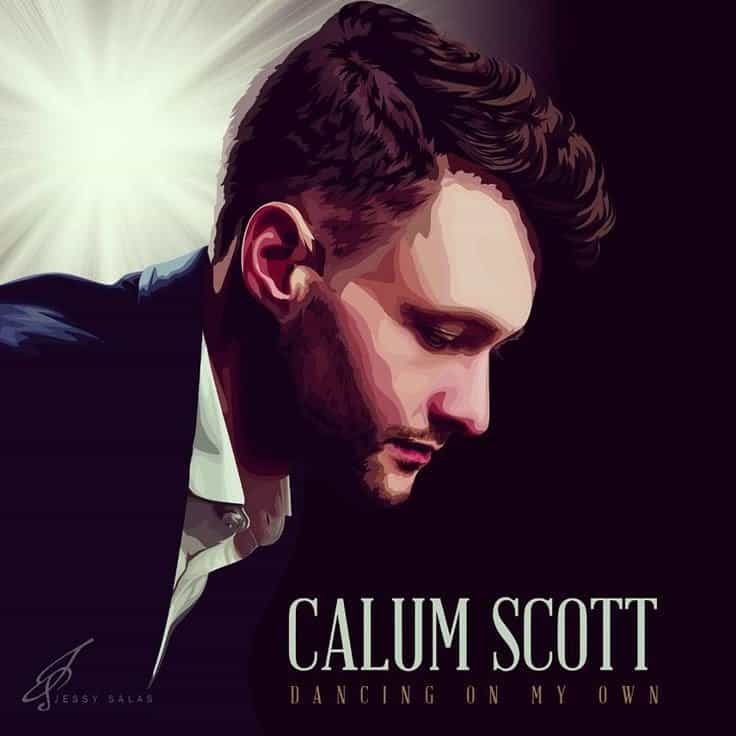 แปลเพลง Dancing on My Own - Calum Scott