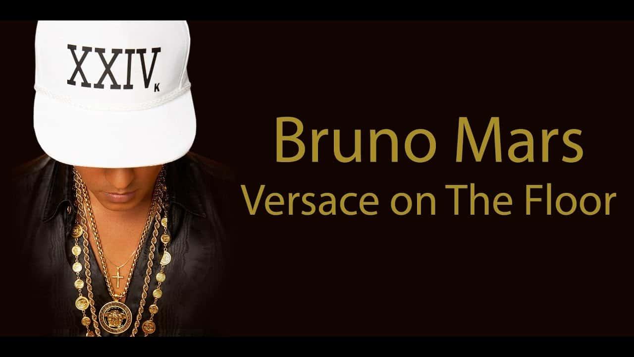 แปลเพลง Versace On The Floor - Bruno Mars