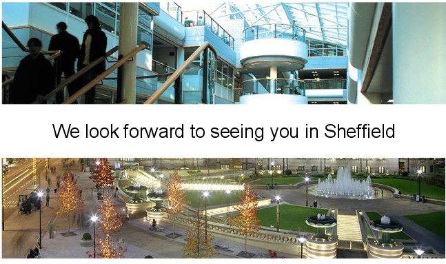 ทุนการศึกษาบางส่วน Sheffield Hallam University