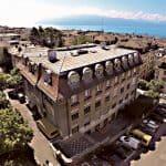 Ecole Lemania (Lemania College) เมืองโลซาน ประเทศสวิตเซอร์แลนด์