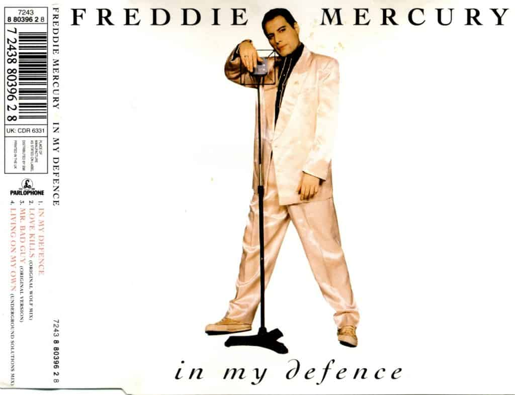 แปลเพลง In My Defence - Queen