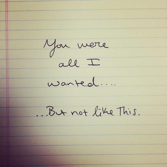 แปลเพลง All You Had to Do Was Stay - Taylor Swift
