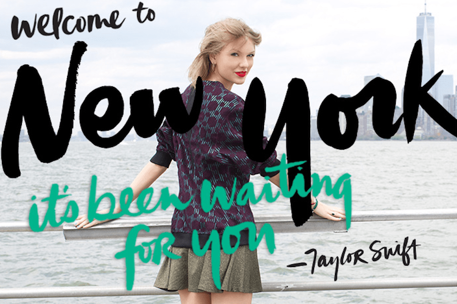 แปลเพลง Welcome To New York - Taylor Swift