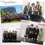 Educatepark ขอแสดงความยินดีกับน้อง ๆ ที่เรียนจบป. ตรี และป.โท จากสวิตเซอร์แลนด์ และสเปน