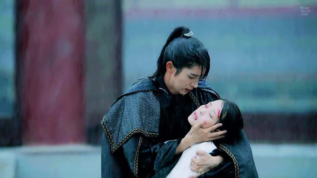 แปลเพลง Wind | Jung Seung-Hwan | Moon Lovers Scarlet Heart Ryeo OST Part 11