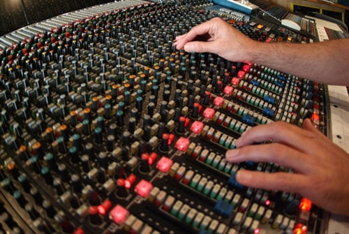 เรียน Sound Engineer ที่ต่างประเทศ