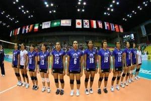 ประวัติวอลเลย์บอลไทย ประวัติกีฬาวอลเลย์บอลไทย ความเป็นมาวอลเลย์บอลไทย