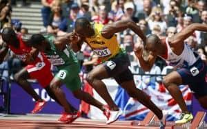 ประวัติกีฬาวิ่ง