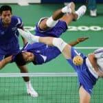 ประวัติกีฬาตะกร้อ ประวัติตะกร้อไทย ประวัติเซปักตะกร้อ ความเป็นมา