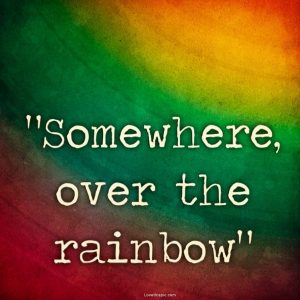 แปลเพลง Somewhere Over The Rainbow - Judy Garland