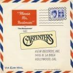 แปลเพลง Please Mr. Postman – The Carpenters เพลงสากลยุค 70