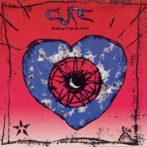 แปลเพลง Friday I'm in Love - The Cure