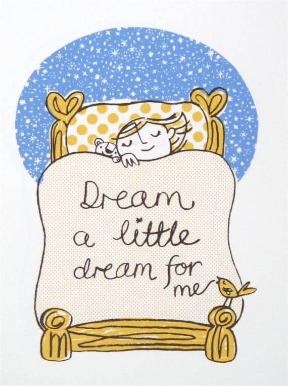 แปลเพลง Dream A Little Dream Of Me