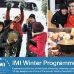IMI Winter Programme – หลักสูตรเรียนระยะสั้นที่สวิตเซอร์แลนด์ ของ IMI Switzerland