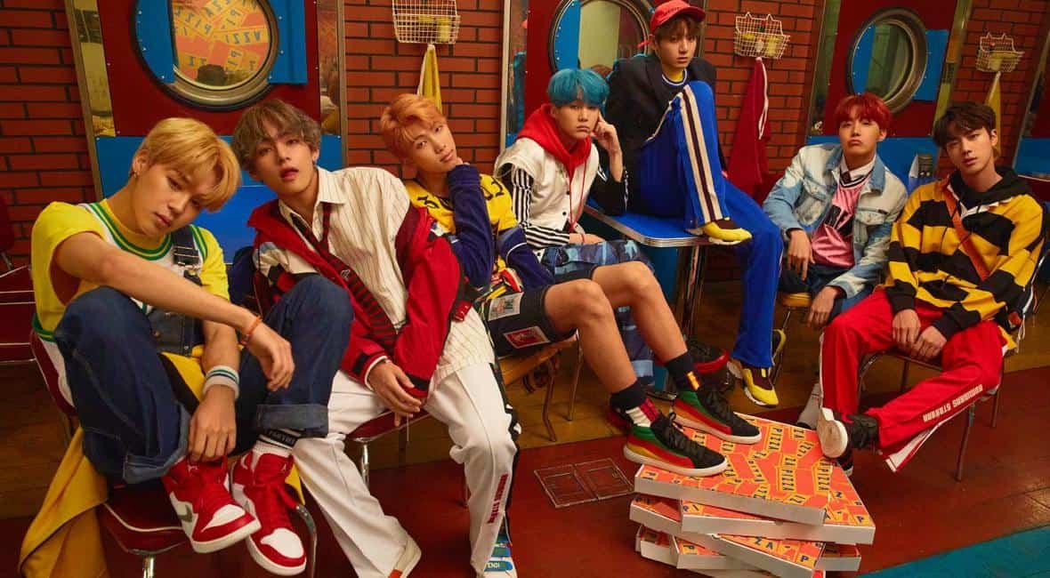 แปลเพลง MIC Drop | BTS