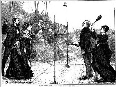 Badminton History   ประวัติแบดมินตัน
