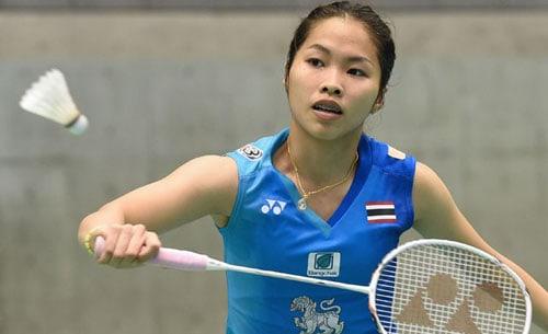 นักกีฬาแบดมินตันหญิง ทีมชาติไทย รัชนก